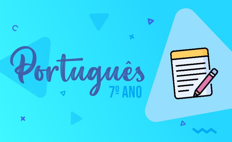Português 7º Ano